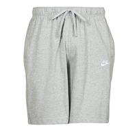 Îmbracaminte Bărbați Pantaloni scurti și Bermuda Nike NSCLUB JGGR JSY Gri / Alb