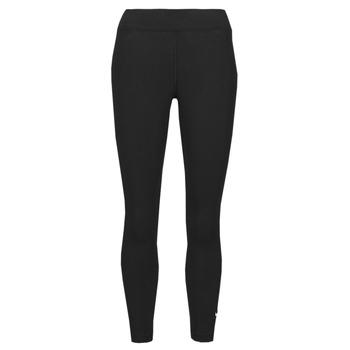 Îmbracaminte Femei Colanti Nike NSESSNTL 7/8 MR LGGNG Negru / Alb