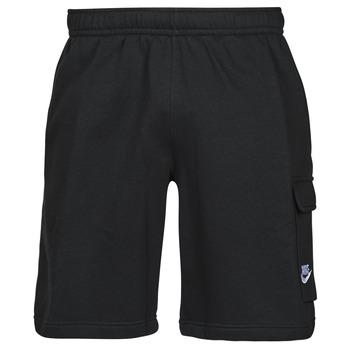 Îmbracaminte Bărbați Pantaloni scurti și Bermuda Nike NSCLUB BB CARGO SHORT Negru