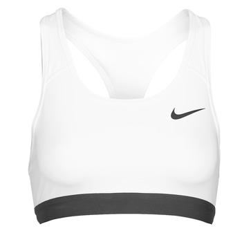 Îmbracaminte Femei Bustiere sport Nike DF SWSH BAND NONPDED BRA Alb / Negru