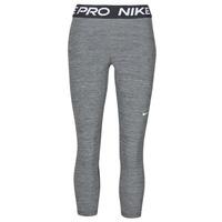 Îmbracaminte Femei Colanti Nike NIKE PRO 365 TIGHT CROP Gri / Alb