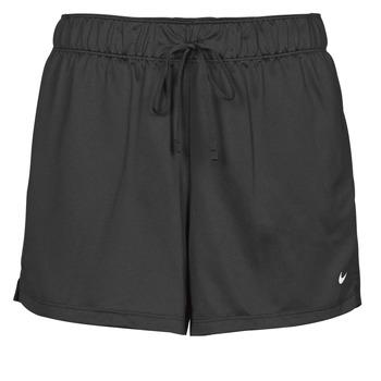 Îmbracaminte Femei Pantaloni scurti și Bermuda Nike DF ATTACK SHRT Negru / Alb