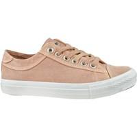 Pantofi Femei Pantofi sport Casual Lee Cooper LCWL2031012 Alb, Roz