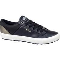 Pantofi Bărbați Pantofi sport Casual Lee Cooper LCJL2031041 Negre, De aur