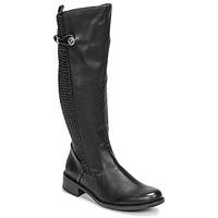 Pantofi Femei Cizme casual Rieker  Negru