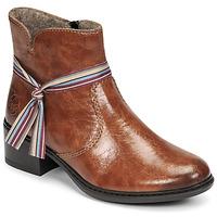 Pantofi Femei Botine Rieker  Maro
