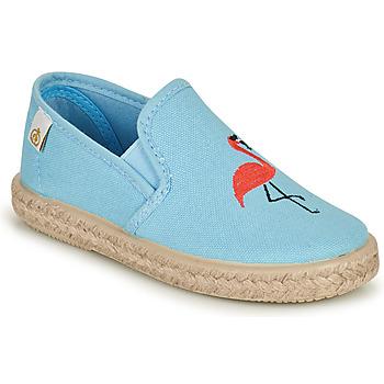 Pantofi Fete Balerin și Balerini cu curea Citrouille et Compagnie OSARA Albastru / Albastru-cerului