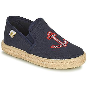 Pantofi Copii Balerin și Balerini cu curea Citrouille et Compagnie OPASTA Albastru