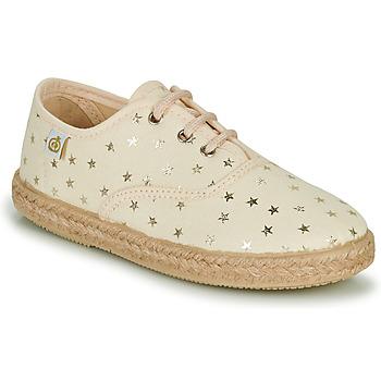 Pantofi Fete Pantofi sport Casual Citrouille et Compagnie OWAZA Auriu