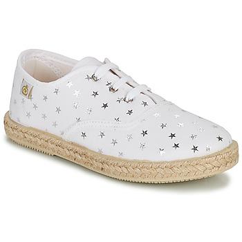 Pantofi Fete Pantofi sport Casual Citrouille et Compagnie OUAKA Argintiu