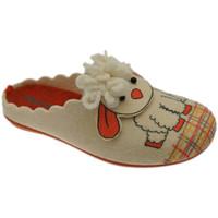 Pantofi Femei Papuci de casă Riposella RIP4535peco grigio