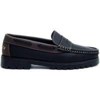 Pantofi Bărbați Mocasini Montevita 68078 BLACK