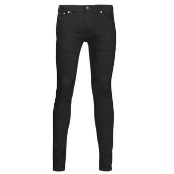 Îmbracaminte Bărbați Jeans slim Jack & Jones JJILIAM Negru