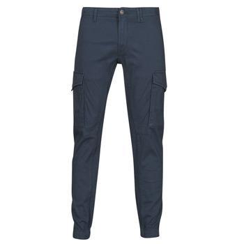 Îmbracaminte Bărbați Pantaloni Cargo Jack & Jones JJIPAUL Albastru