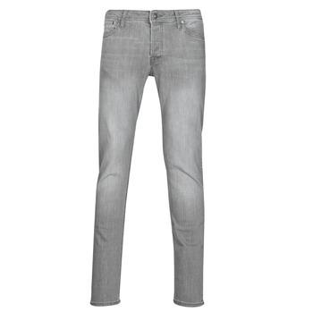 Îmbracaminte Bărbați Jeans slim Jack & Jones JJIGLENN Gri