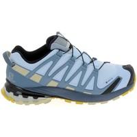 Pantofi Drumetie și trekking Salomon XA Pro GTX Bleu Ciel albastru