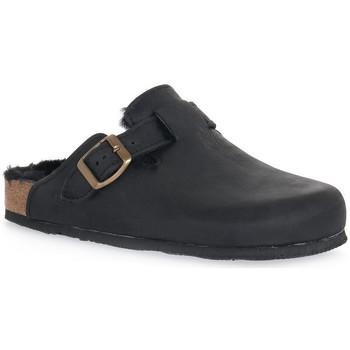 Pantofi Femei Saboti Bioline GUM NERO Nero