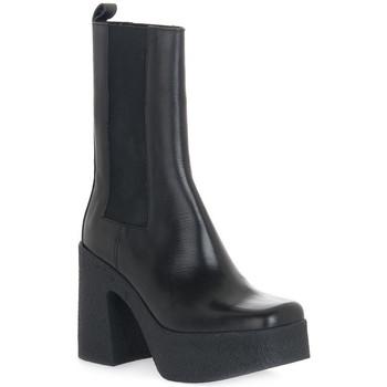 Pantofi Femei Botine Priv Lab VITELLO NERO Nero