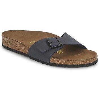 Pantofi Bărbați Papuci de vară Birkenstock MADRID Bleumarin