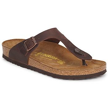 Pantofi Femei  Flip-Flops Birkenstock GIZEH PREMIUM Maro