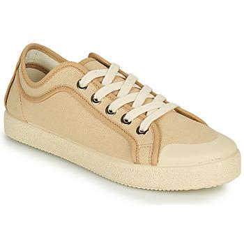 Pantofi Femei Pantofi sport Casual Dream in Green OBRINDILLE Bej