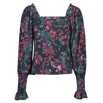 Îmbracaminte Femei Topuri și Bluze Vero Moda VMJACKIE Albastru / Roșu
