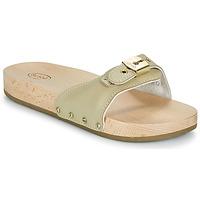 Pantofi Femei Papuci de vară Scholl PESCURA FLAT Bej