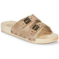 Pantofi Femei Papuci de vară Scholl PESCURA 2 STRAPS Maro