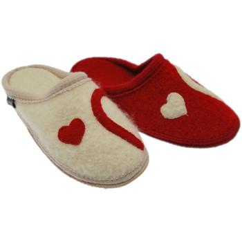 Pantofi Femei Papuci de casă De Fonseca DEFONLANOSObei grigio