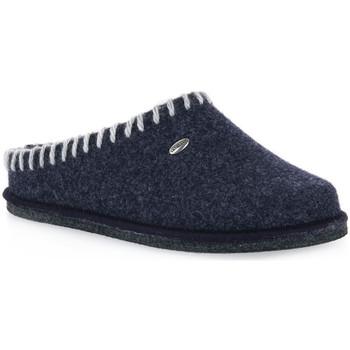 Pantofi Femei Papuci de casă Grunland KLOS BLU Blu