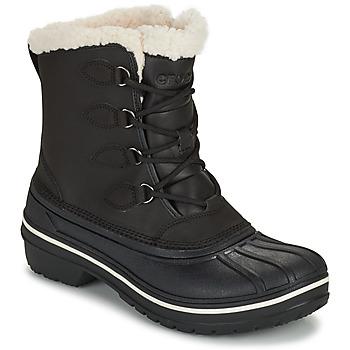 Pantofi Femei Ghete Crocs ALL CAST II BOOT W Negru
