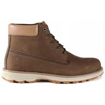 Pantofi Bărbați Ghete Big Star EE174229 Cafenii