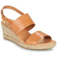 Pantofi Femei Sandale  Dream in Green OLEM Tan