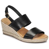 Pantofi Femei Sandale  Dream in Green OLEM Negru