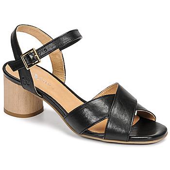 Pantofi Femei Sandale  Dream in Green ODAINE Negru