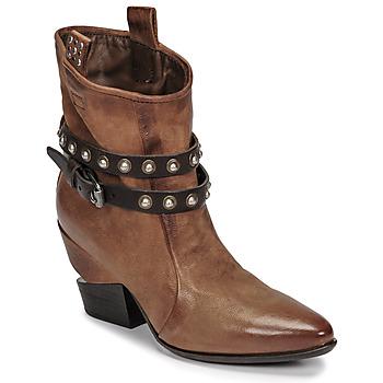 Pantofi Femei Ghete Airstep / A.S.98 TINGET Maro