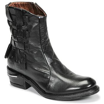 Pantofi Femei Ghete Airstep / A.S.98 IGNIX Negru