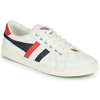 Pantofi Bărbați Pantofi sport Casual Gola TENNIS MARK COX Alb / Negru / Roșu