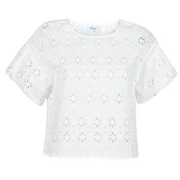 Îmbracaminte Femei Topuri și Bluze Betty London OCHERIE Alb