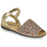 Pantofi Fete Sandale  Citrouille et Compagnie SQUOUBEL  multicolor