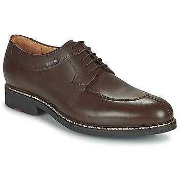 Pantofi Bărbați Pantofi Oxford  Pellet Magellan Maro
