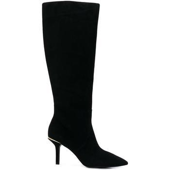 Pantofi Femei Cizme casual MICHAEL Michael Kors Dress Katerina Boots Black