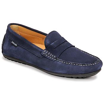 Pantofi Bărbați Mocasini Pellet Cador Albastru