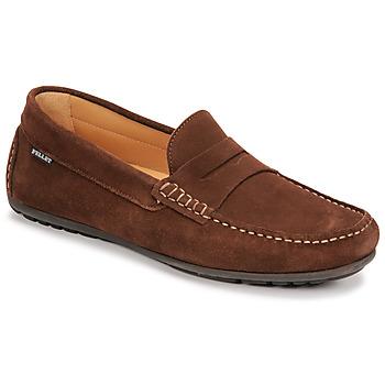 Pantofi Bărbați Mocasini Pellet Cador Maro