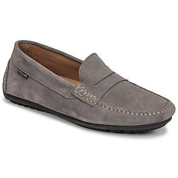 Pantofi Bărbați Mocasini Pellet Cador Gri