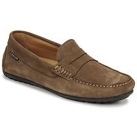 Pantofi Bărbați Mocasini Pellet Cador Taupe