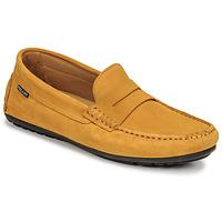 Pantofi Bărbați Mocasini Pellet Cador Galben