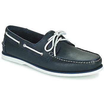 Pantofi Bărbați Pantofi barcă Pellet Vendée Albastru