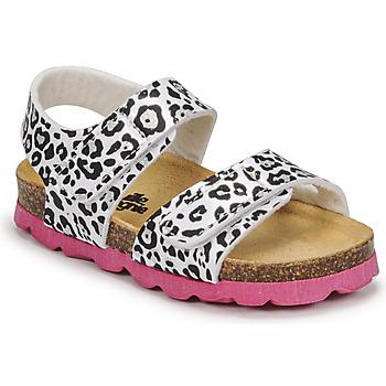 Pantofi Fete Sandale  Citrouille et Compagnie BELLI JOE Leopard