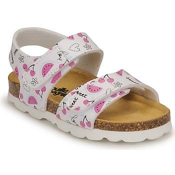 Pantofi Fete Sandale  Citrouille et Compagnie BELLI JOE Imprimeuri / Fruit